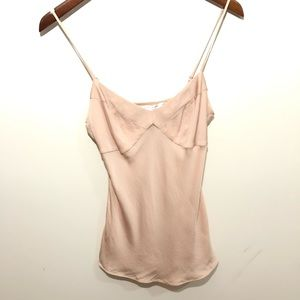 3/20 DVF Inner Top 100% silk